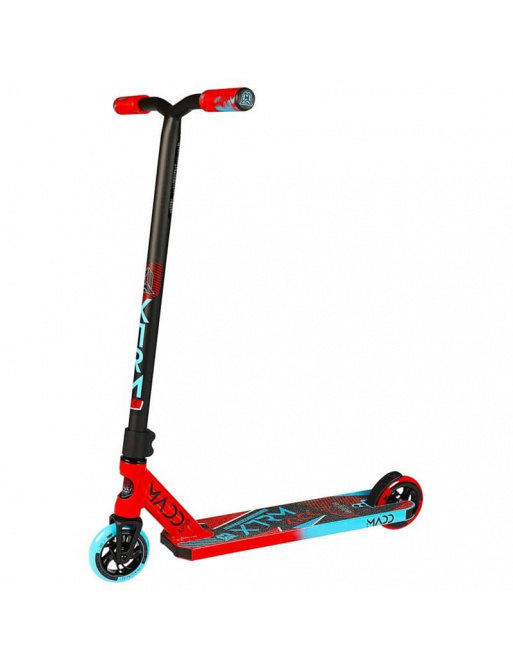 MADD GEAR Kick Extreme 2020 Scooter Red/Blue