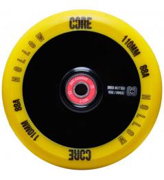 Kolečko Core Hollowcore V2 110mm žluté