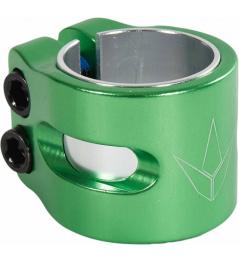 Blunt objímka Twin Slit zelená