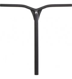 Ethic Dryada v .: 670 mm čierna riadidlá + bar adapter
