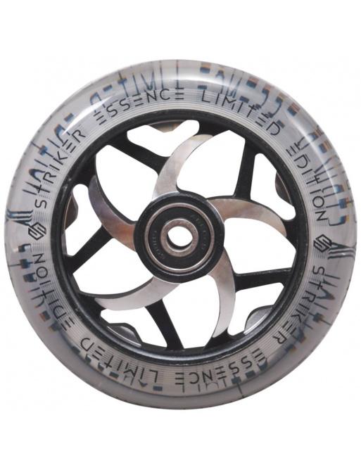 Kolečko Striker Essence V3 Clear 110mm černé