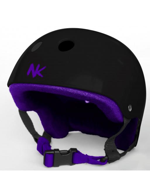 Helma Nokaic Black/Purple L