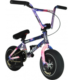 Wildcat Space Original 2C Mini BMX Kolo (Fialová | s brzdou)