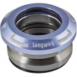 Headset Longway Integrated modrý