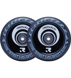 Kolečka Root Industries Air Black 110mm 2ks Undialed černá
