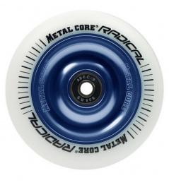 Metal Core Radical 110 mm kolečko bílo modré