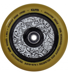 Kolečko Elite Air Ride Floral 125mm Gum