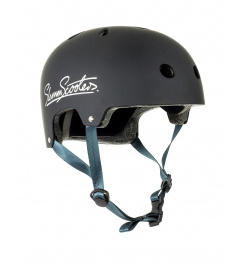 Slamm Logo Helmet Black XXS/XS 49-52cm