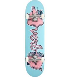 "Skateboard Verb  8"" Piggy"