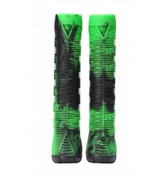 Gripy Blunt V2 zeleno / čierne