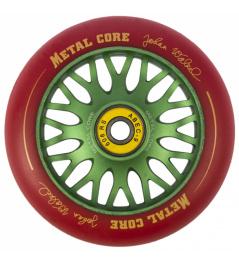 Metal Core PRO model Johan Walzel 110 mm kolečko zelené