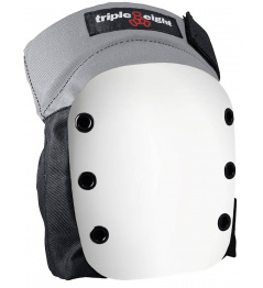 Chrániče Triple Eight Street Skate Knee Pads S Black/White