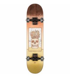 Skate komplet Globe Celestial Growth Mini brown 2019 vell.7.0