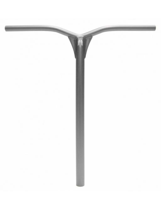 Ethic Dryada v .: 670 mm sivá riadítka + bar adapter