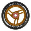 Koliesko Bestial Wolf Race 110 mm čierno oranžové