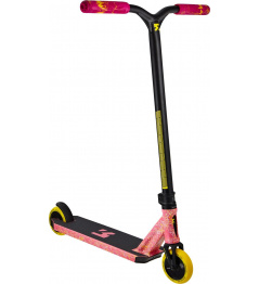 Freestyle koloběžka Root Industries Invictus Pink/Yellow/White
