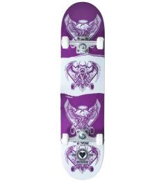"""Skateboard Heart Supply Bam 7.75"""" Dark Light"""