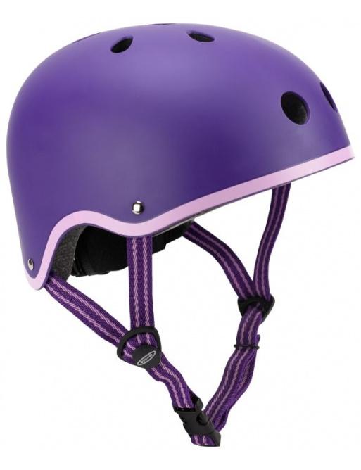 Přilba Micro Purple S (48-52 cm)