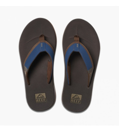 Žabky Reef Fanning Low navy/brown 2019 vell.EUR45