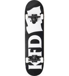 """Skateboard KFD Young Gunz Komplet 8"""" Flagship V2 Black"""