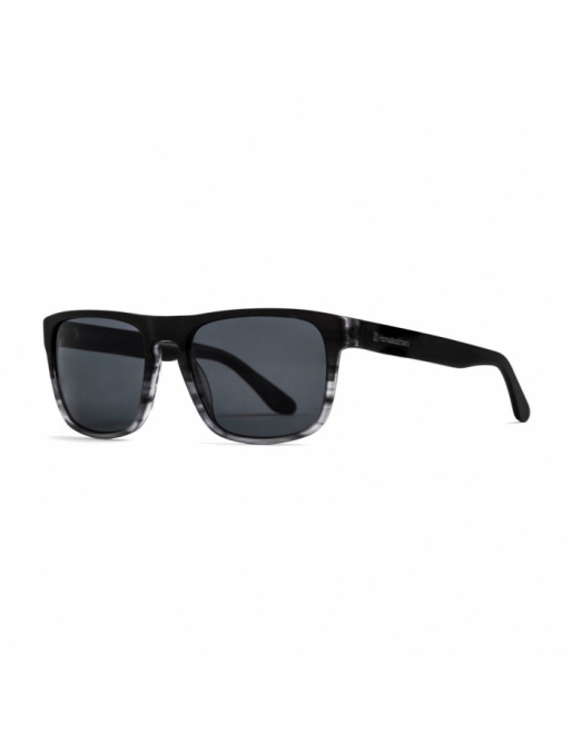 Brýle Horsefeathers Keaton - matt black turtle/gray 2021