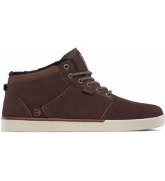 Boty Etnies Jefferson Mid brown/brown 2018/19 vell.EUR46