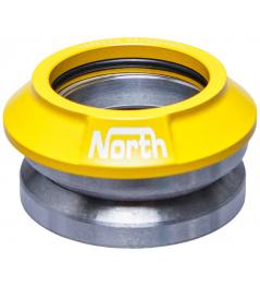 Headset North Star integrated V3 žlutý