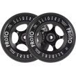 Kolečka Proto Slider 110mm černá 2ks