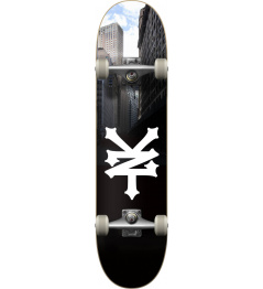 "Zoo York Crackerjack Complete Skateboard (8.25""   Wall Street)"