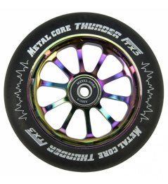 Metal Core Thunder 120 mm koliesko Rainbow