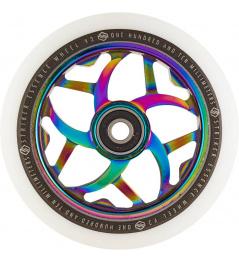 Kolečko Striker Essence V3 White 110mm Rainbow
