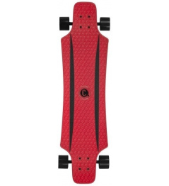 Longboard Choke Juicy Susi Long John Red