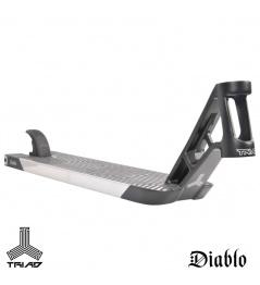 Triad Diablo 560mm strieborná doska