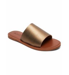 Pantofle Roxy Kaia bronze 2019 dámské vell.EUR38