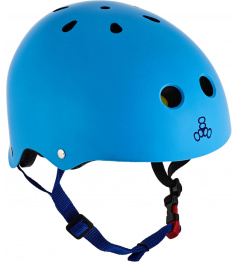 Helma Triple Eight Brainsaver 2 MiPS XS-S modrá