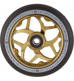 Kolečko Striker Essence V3 Black 110mm zlaté