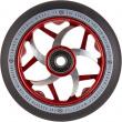 Kolečko Striker Essence V3 Black 110mm červené