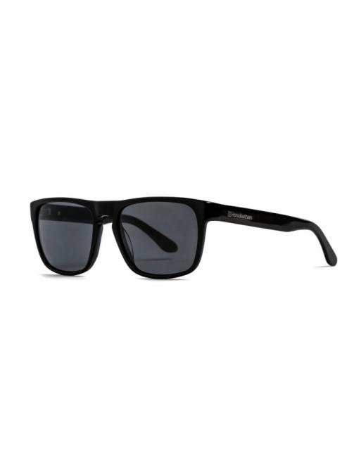 Brýle Horsefeathers Keaton - gloss black/gray 2021