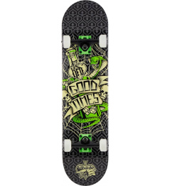 "Skateboard KFD Young Gunz 7.825"" Tattoo Snake"